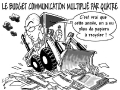 Un budget communication multiplié par quatre